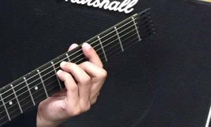 Gコード 6弦ルート
