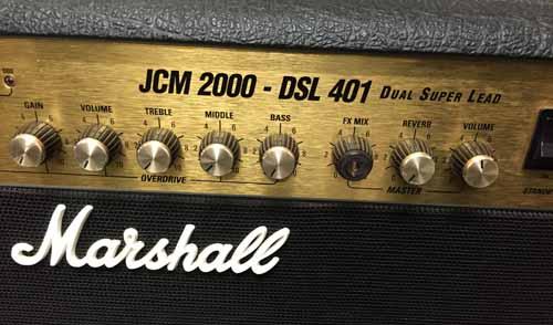 マーシャル JCM-2000 1