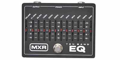 MXR M108 10BAND EQ